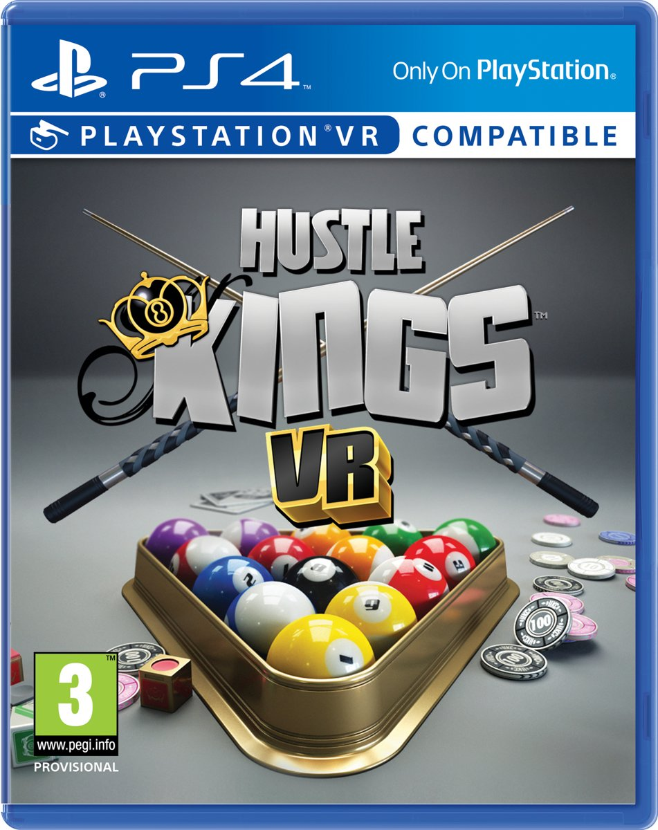 Hustle Kings -  VR PlayStation 4