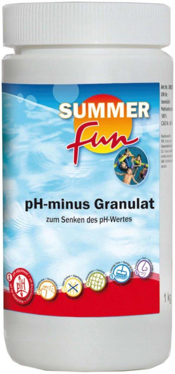 Summer Fun pH-verbeteraar 1,5 kg