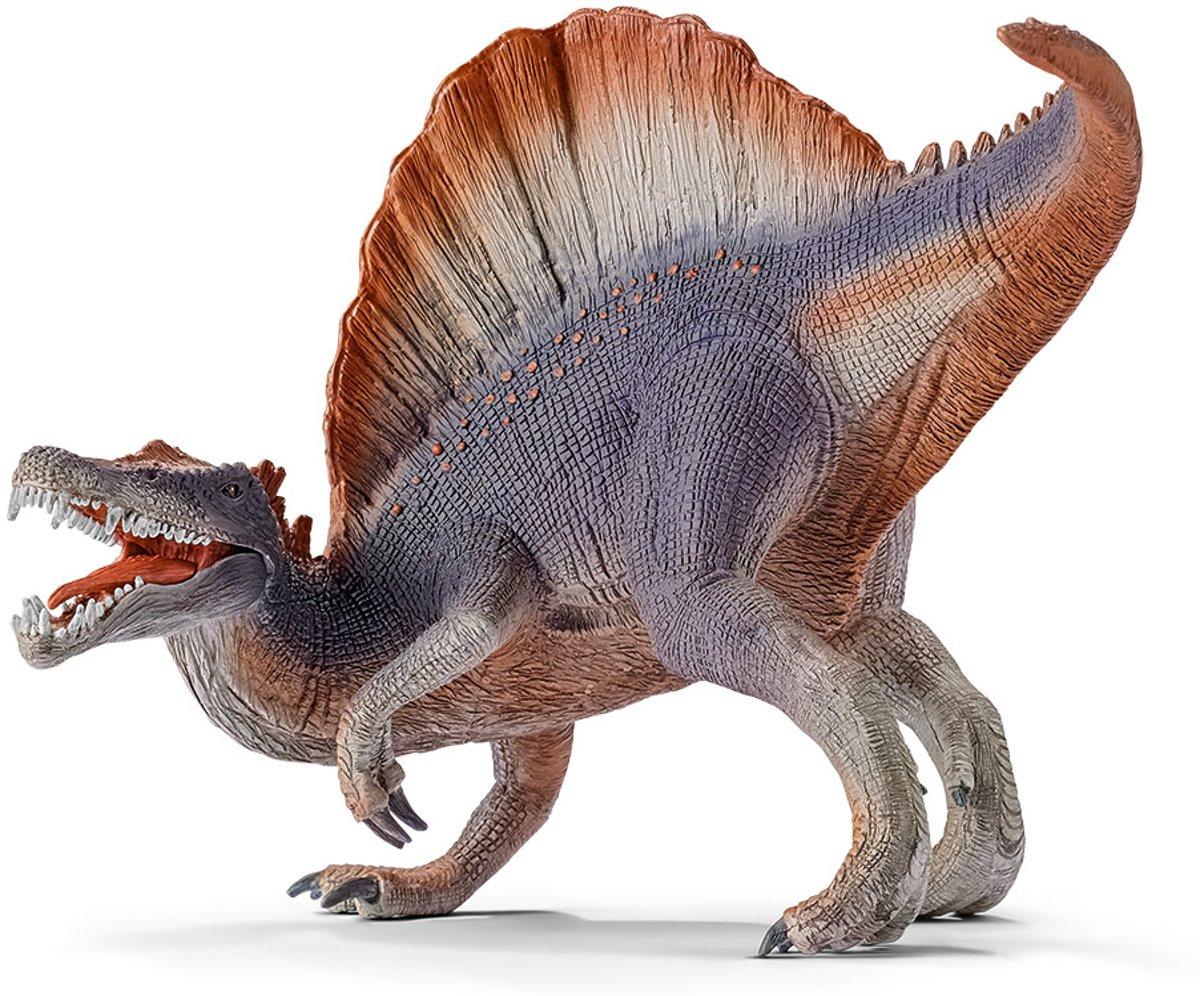 14542 Schleich Spinosaurus violet