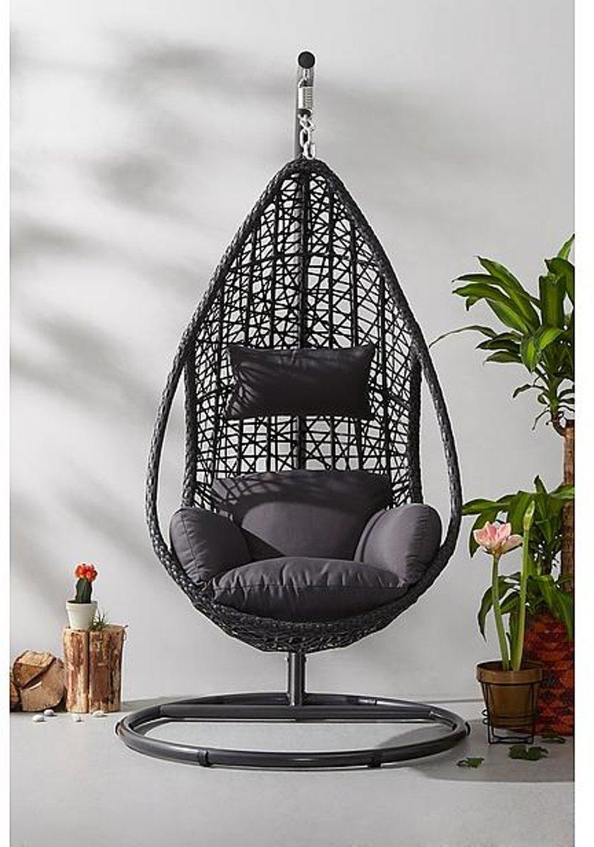Hangstoel Buiten Aanbieding.Bol Com Sens Line Mona Relax Hangstoel Wicker O103 Cm X 205 Cm