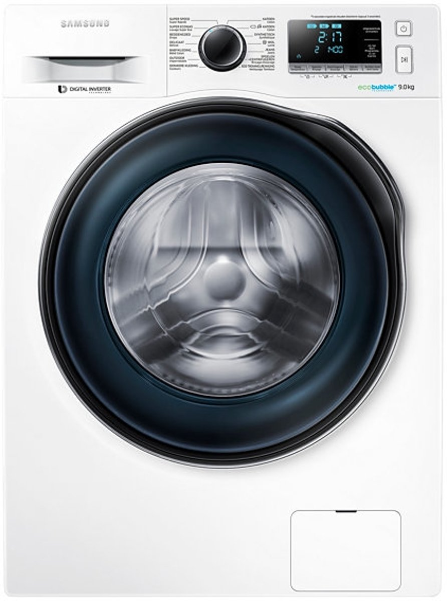 Samsung WW91J6400CW - Eco Bubble - Wasmachine