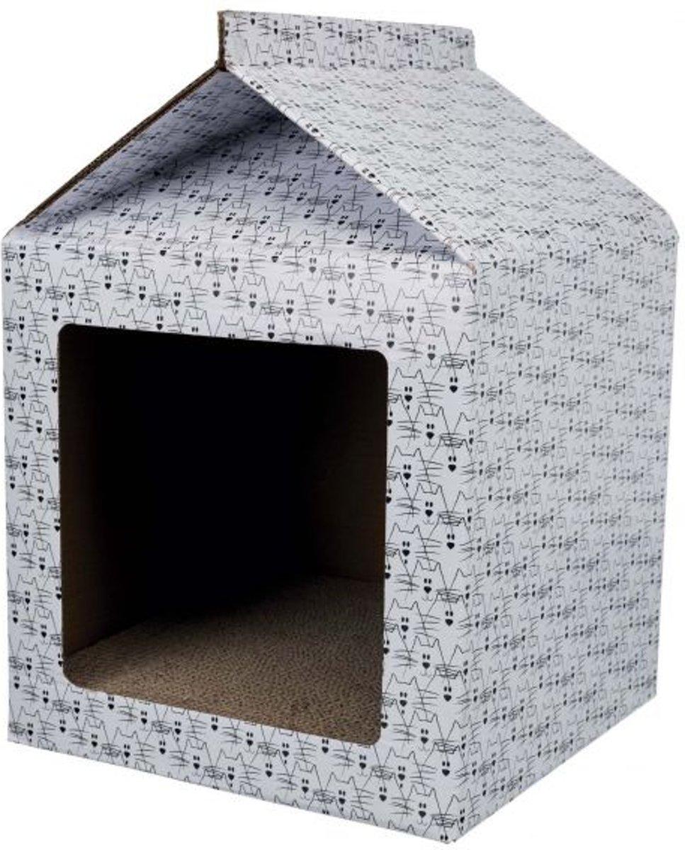Trixie krabhuis wit 34x48x34 cm
