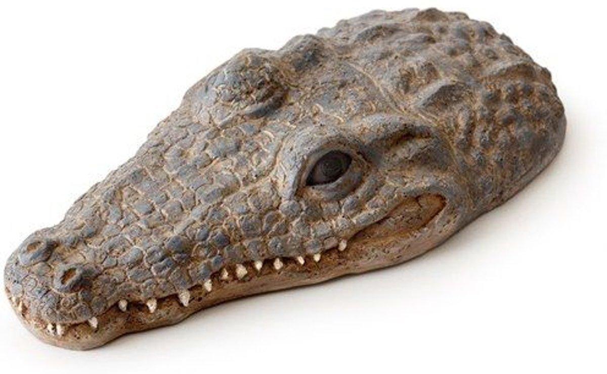 Floating Island Krokodil