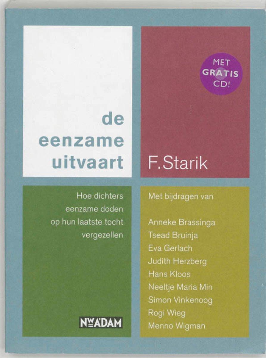 Bolcom De Eenzame Uitvaart Frank Starik 9789046800201