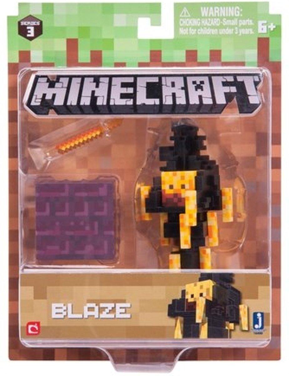 MINECRAFT Blaze Pack - Speelfiguur