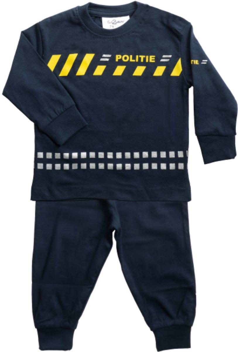 Fun2Wear Politie Pyjama nieuw Uniform maat 92 kopen