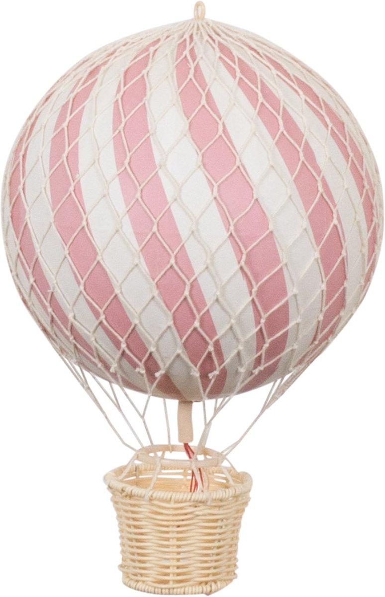 Filibabba - Luchtballon - Blush roze 20cm - One size