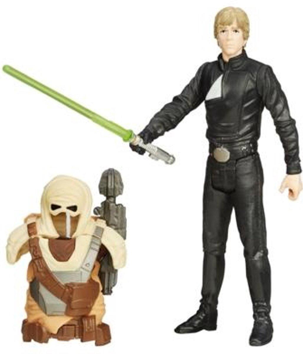 Action figure Star Wars Pack 10 cm Skywalker