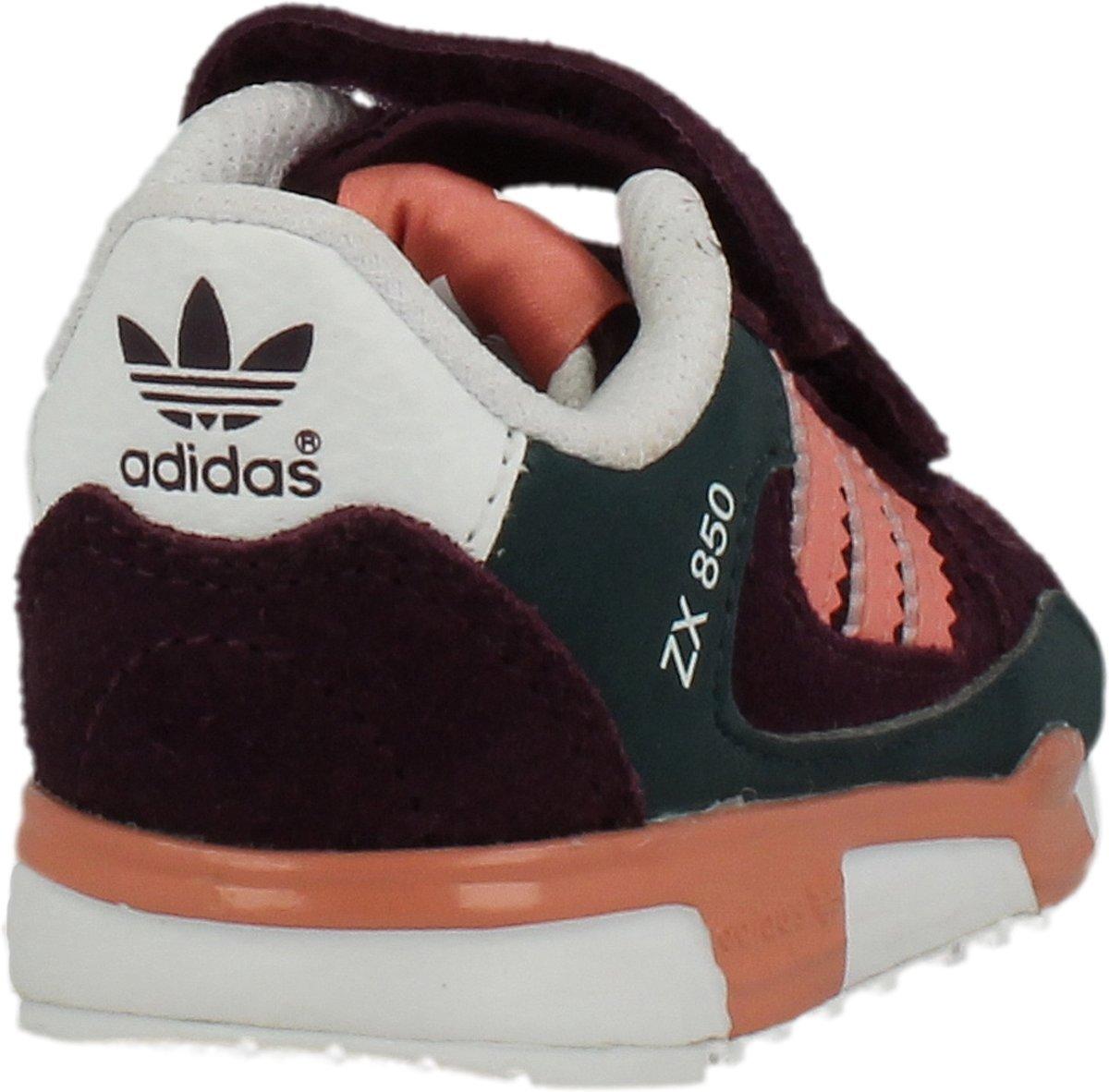 competitive price b83eb d7f24 ... new zealand bol adidas zx 850 cf i b25612 paarsroze maat 23 142fb 8b3ef