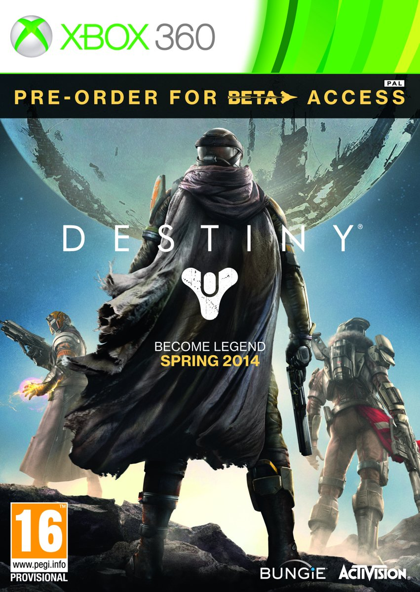 Destiny - Vanguard Edition - Xbox 360 kopen