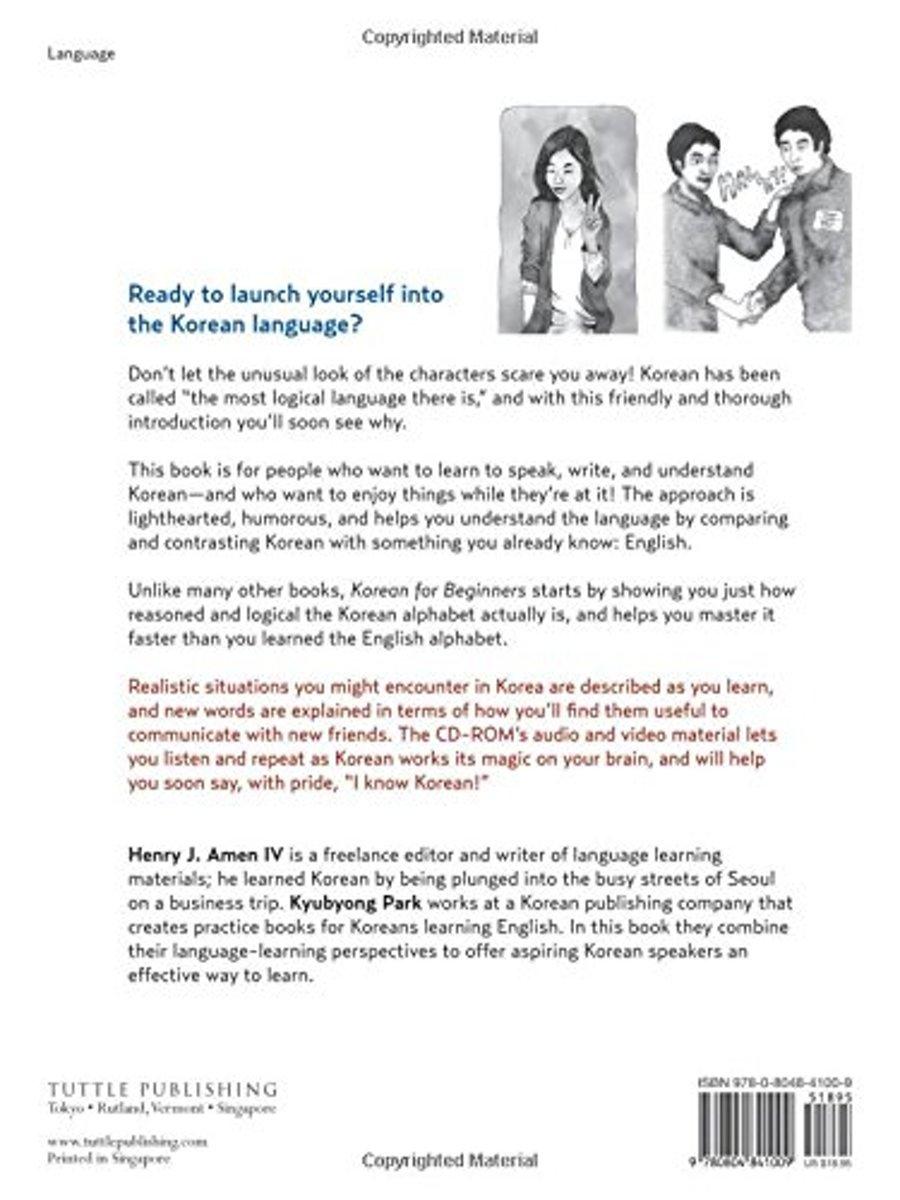 Bekend bol.com | Korean for Beginners, Henry J. Amen | 9780804841009 | Boeken @OO78