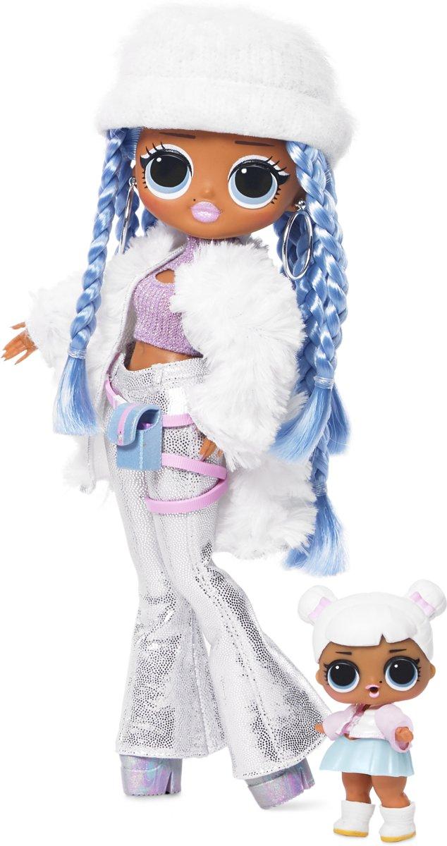 L.O.L. Surprise Top Secret Winter Disco Snow Angel - Modepop kopen