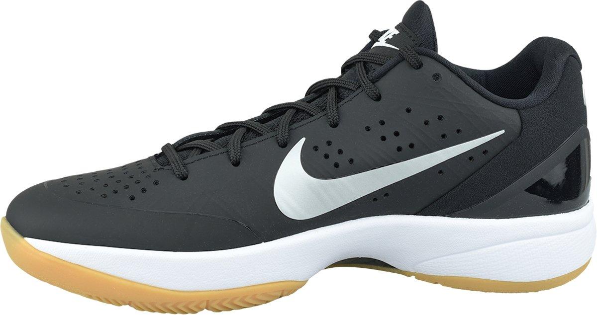 Nike Air Zoom Hyperattack 881485 001, Mannen, Zwart, Squashschoenen maat: 48.5 EU