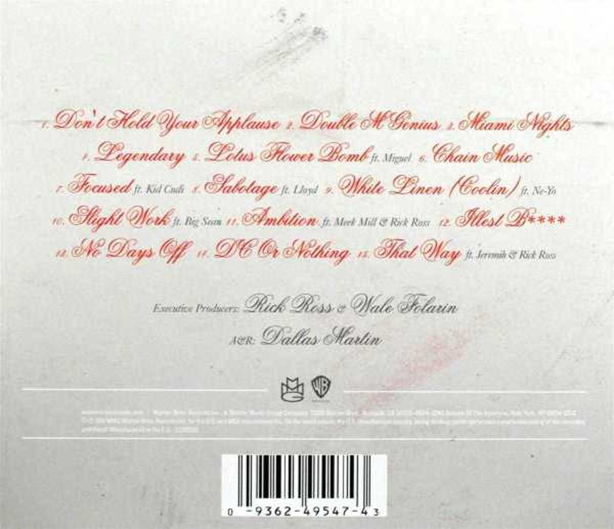 Bol Ambition Wale Cd Album Muziek