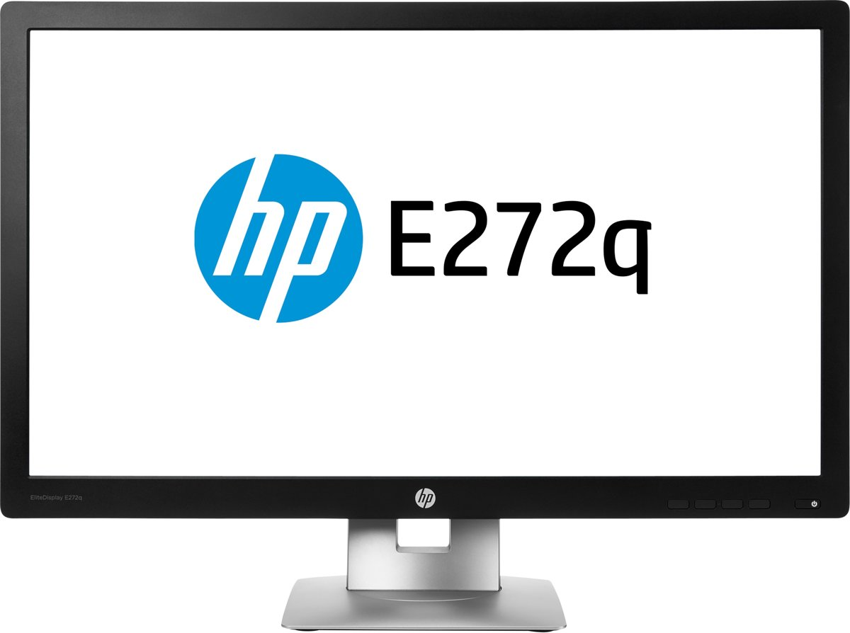 HP EliteDisplay E272q - WQHD IPS Monitor