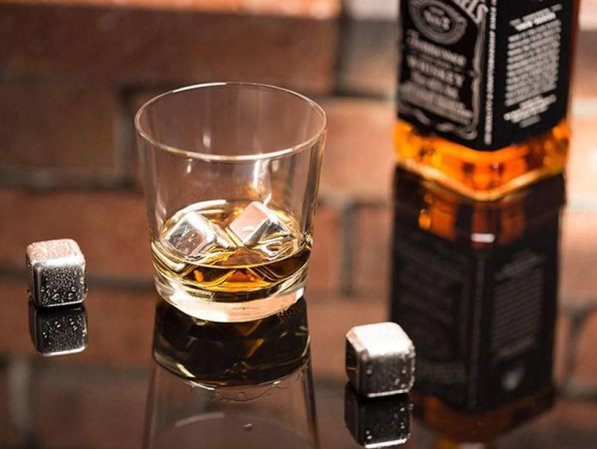 Metalen ijsklontjes - whiskey stenen - ijsklontje - ijsblokjes - DisQounts kopen