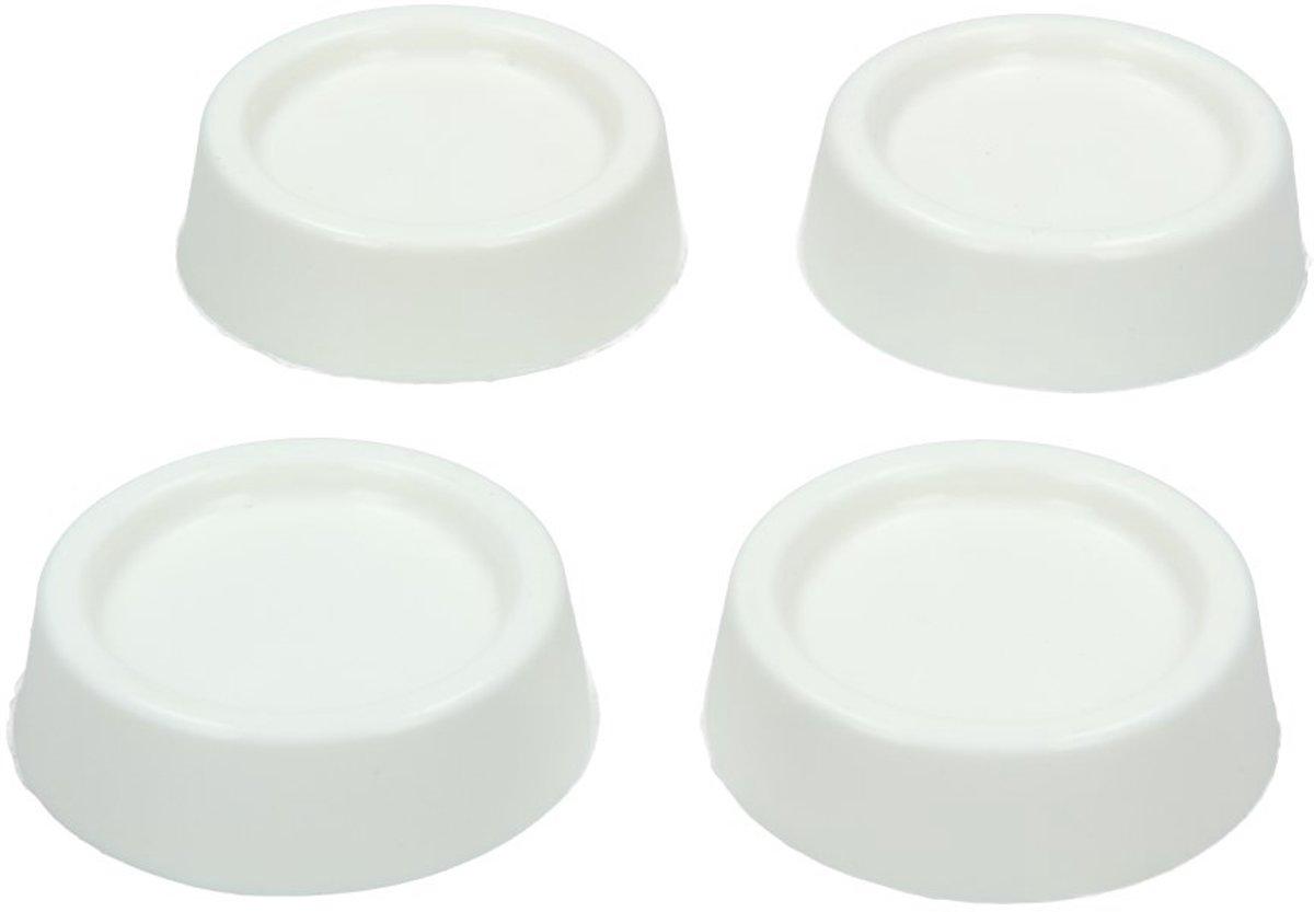 Trillingsdemper voor Wasmachine Wit - 4 stuks kopen