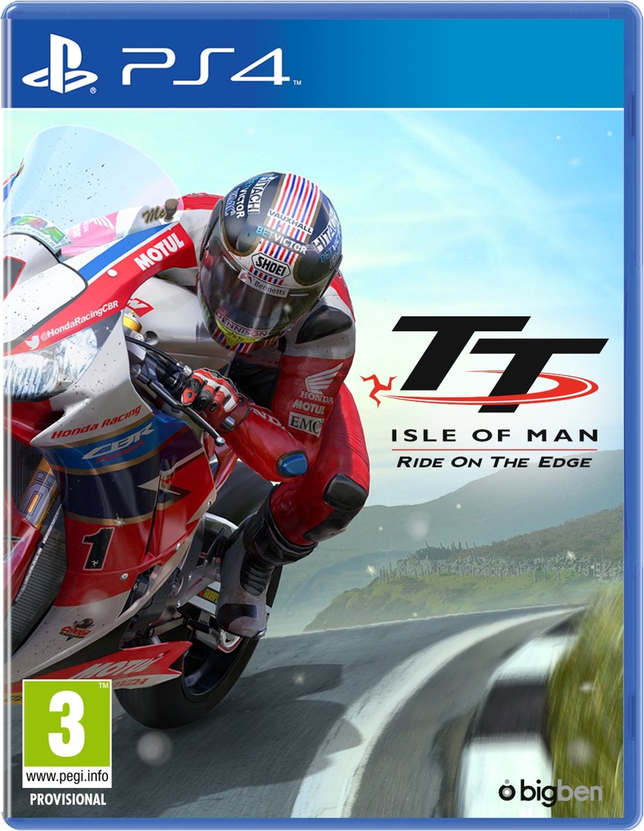 TT Isle of Man PlayStation 4
