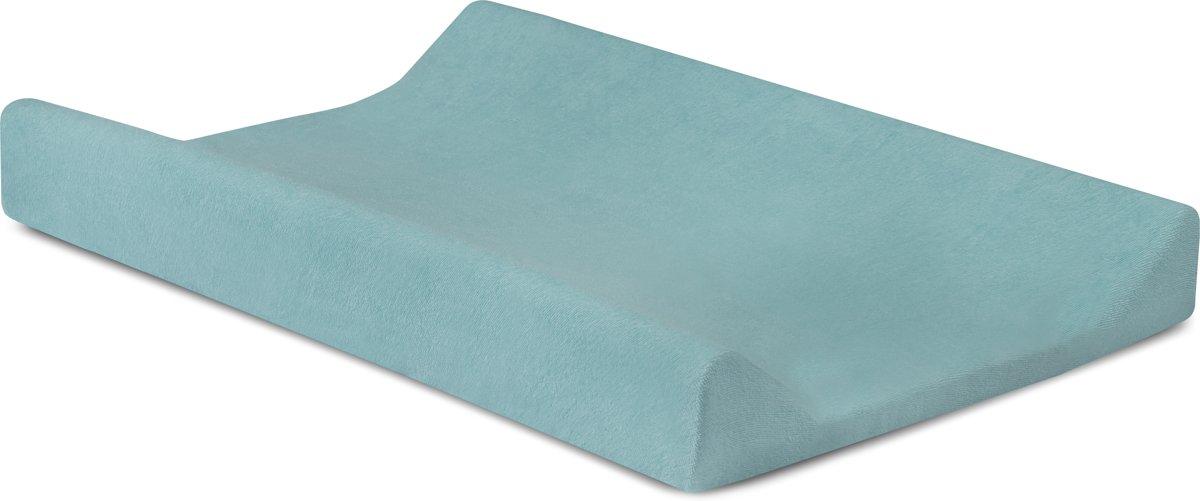 Jollein - Aankleedkussenhoes badstof 50 x 70 cm - Jade