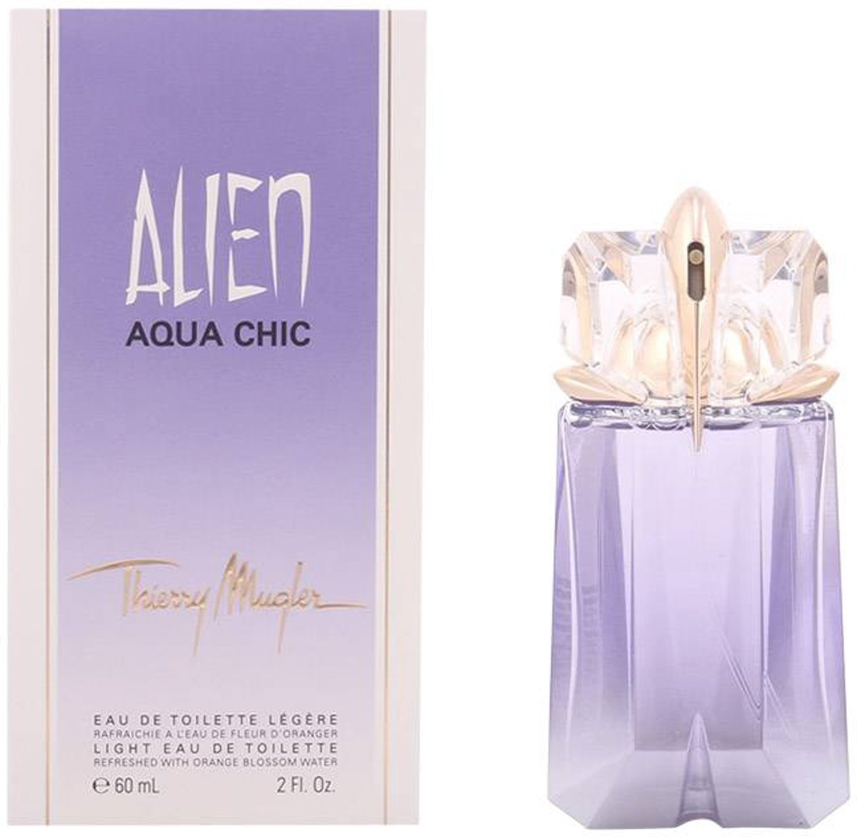 Thierry Mugler Alien Aqua Chic - 60 ml - eau de toilette spray - damesparfum kopen