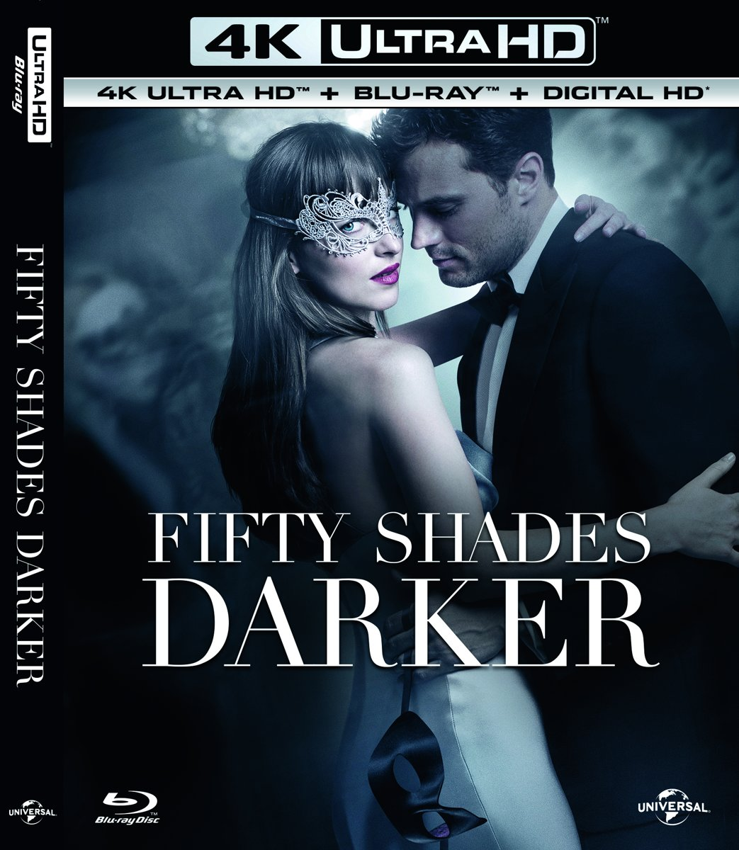 Fifty Shades Darker (Ultra Hd Blu-ray)-