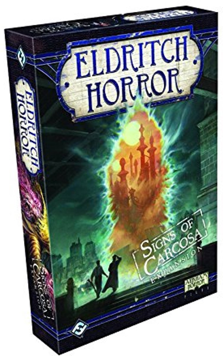 Eldritch Horror - Signs of Carcosa Expansion