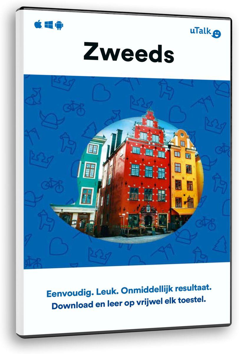 uTalk - Taalcursus Zweeds - Windows / Mac / iOS / Android kopen