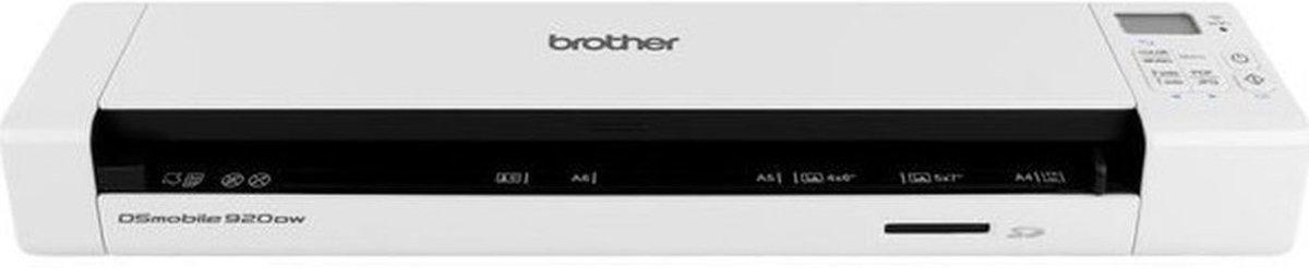 BROTHER DS-920DW Draadloze Mobiele Scanner kopen