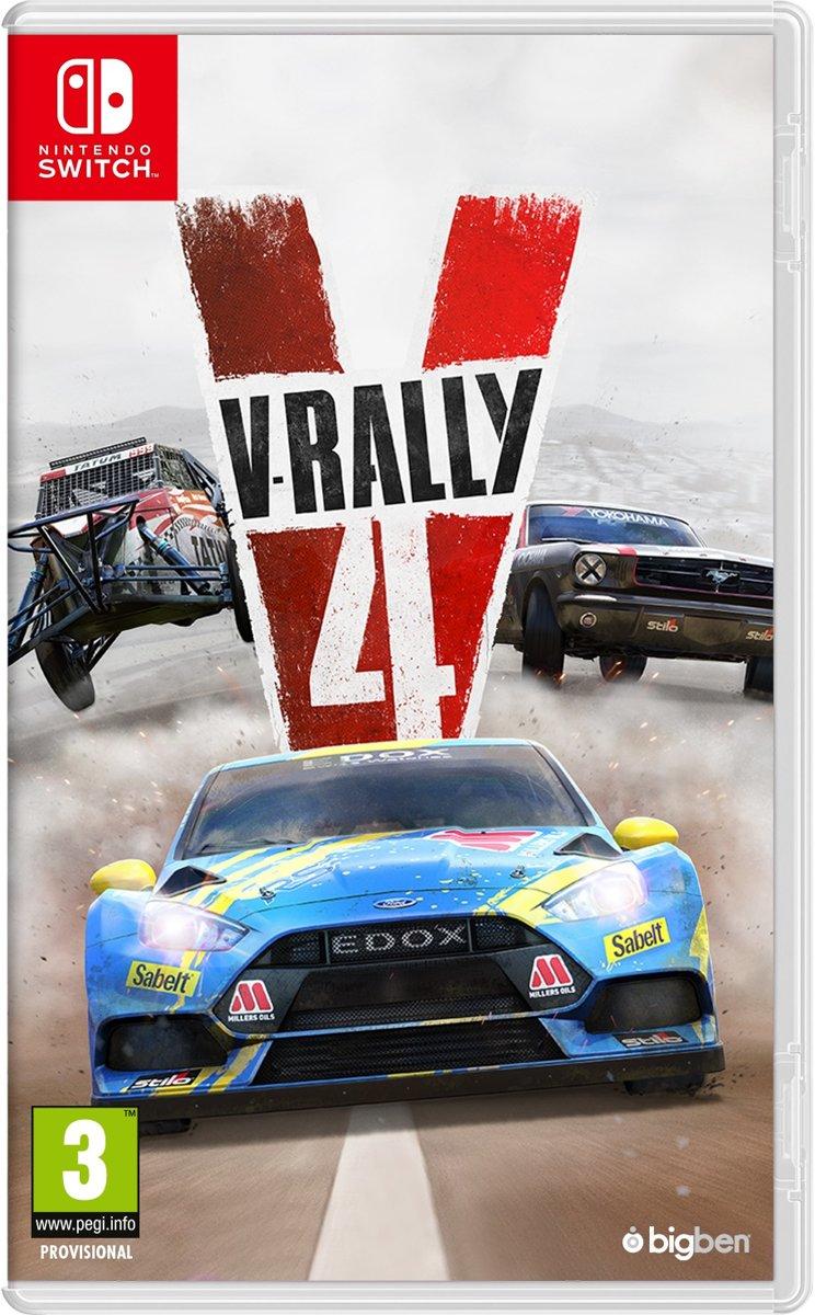 V-Rally 4 Switch