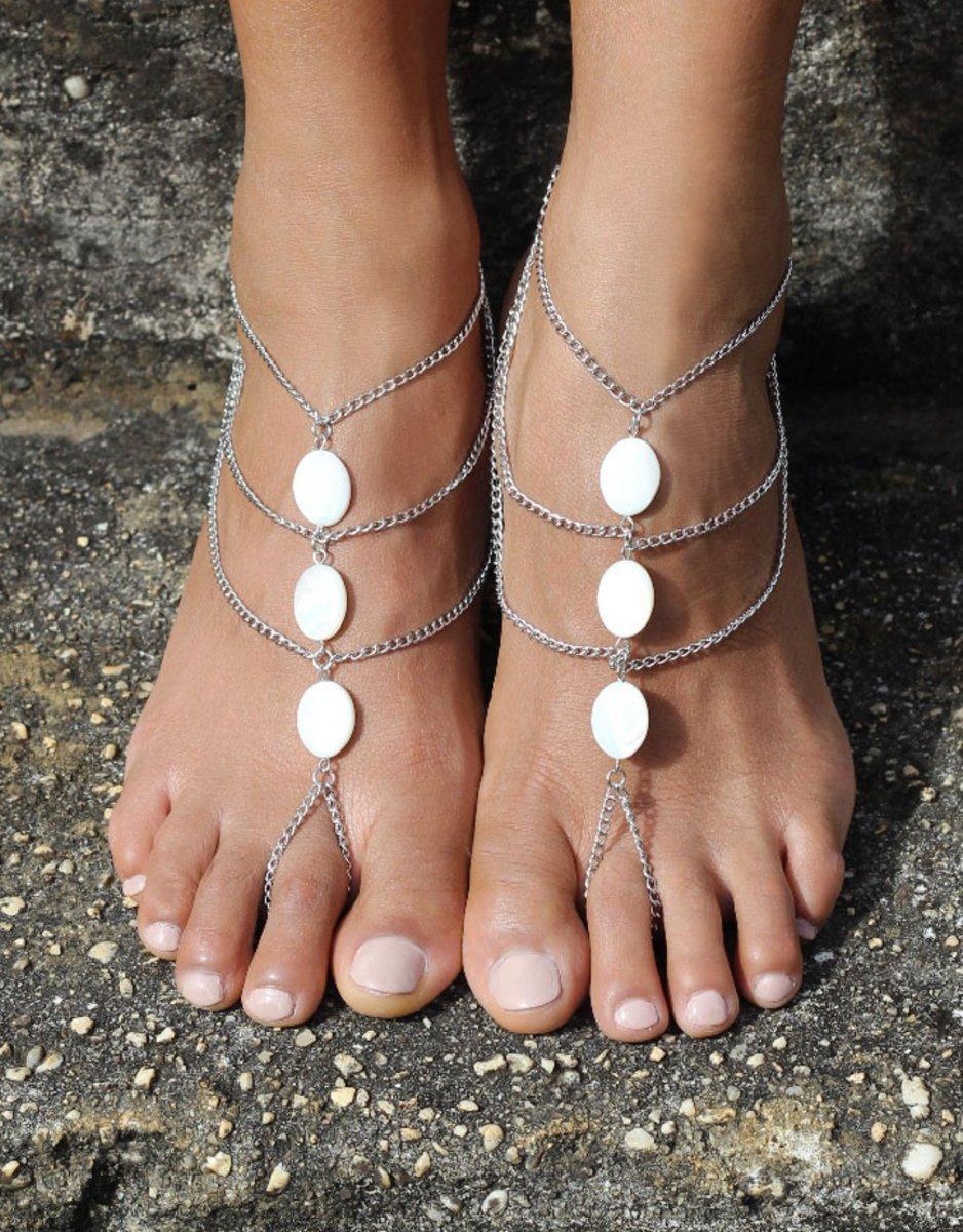 Mon Style Unique Éclipse Sandale Aux Pieds Nus 9Ucv7RfW