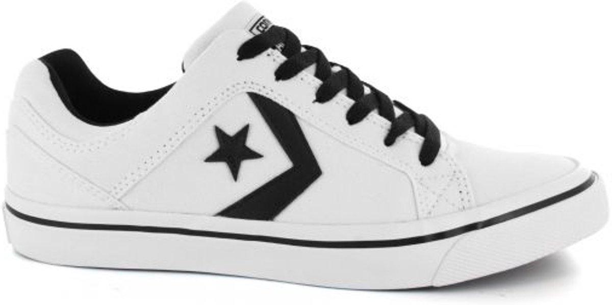 converse el distrito ox sneakers bruin dames