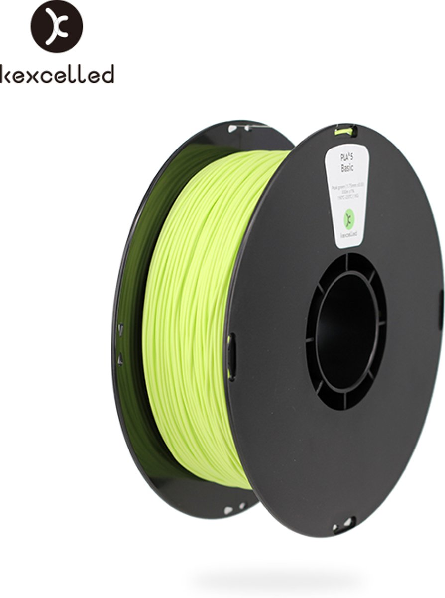 kexcelled-PLA-1.75mm-roze groenachtig/pink greenish-1000g*5=5000g(5kg)-3d printing filament