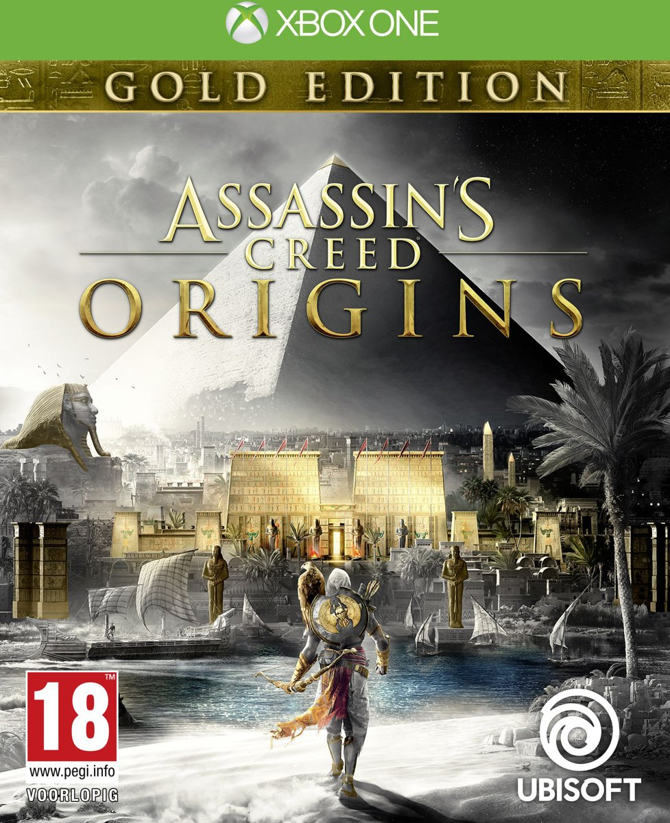 Assassin's Creed: Origins - Gold Edition Xbox One