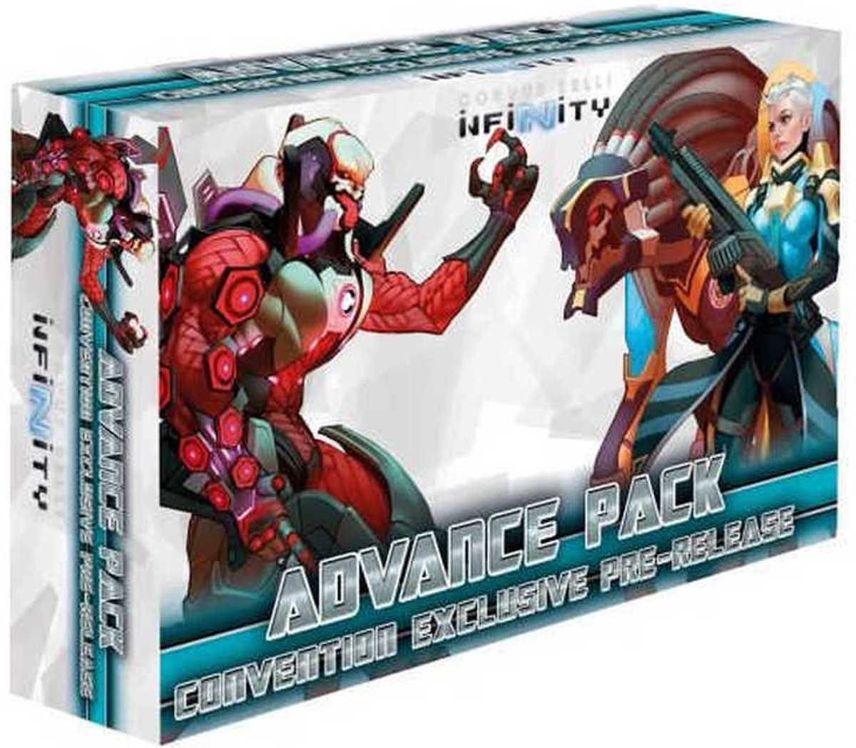 Infinity Advance Pack