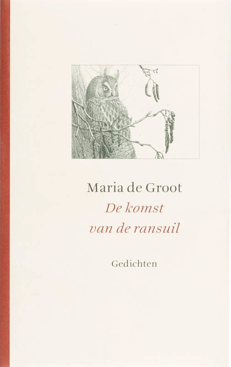 Goede bol.com | De Komst Van De Ransuil, M. de Groot | 9789025957674 DW-37