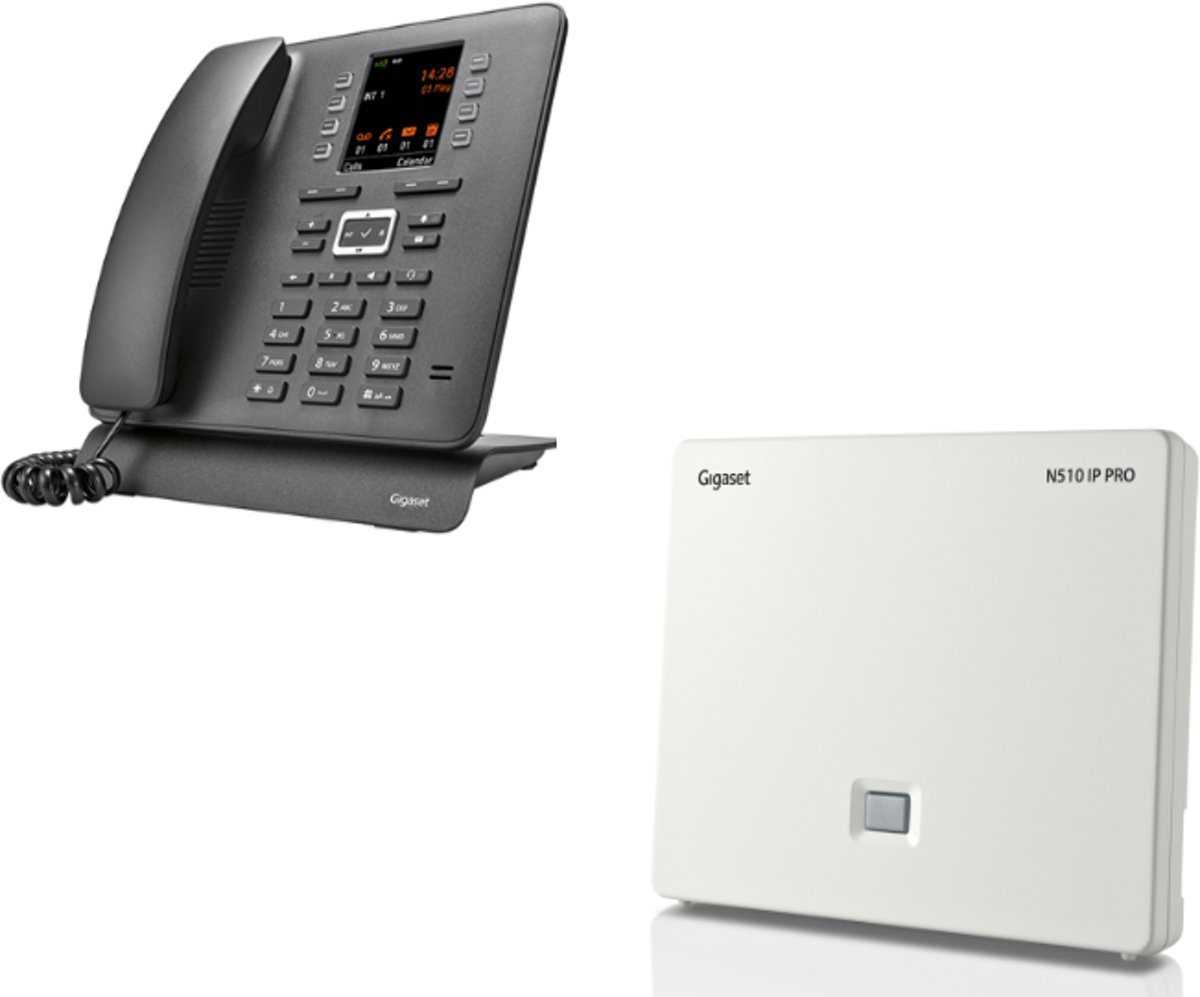 Bundel Gigaset Maxwell C met N510 basisstation kopen