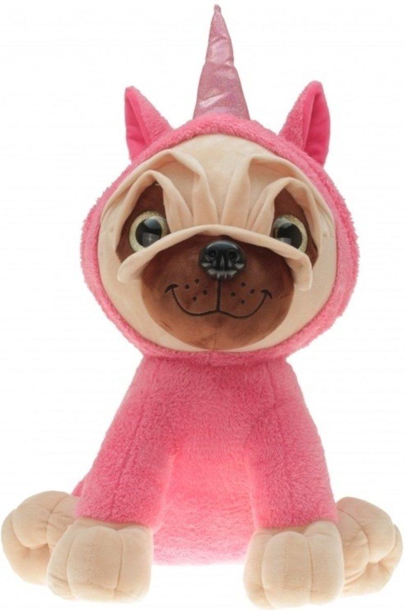 Kersttrui Mopshond.Mopshond Hond Verkleedset Voor Volwassenen Honden Kostuum 47