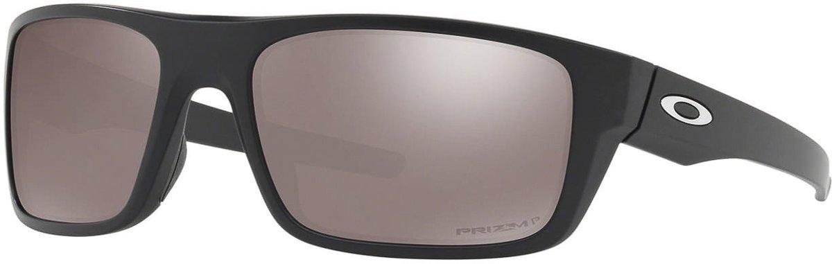Oakley Drop Point Matt Black Gepolariseerde Zonnebril 0OO9367 936708 61 - Zwart kopen
