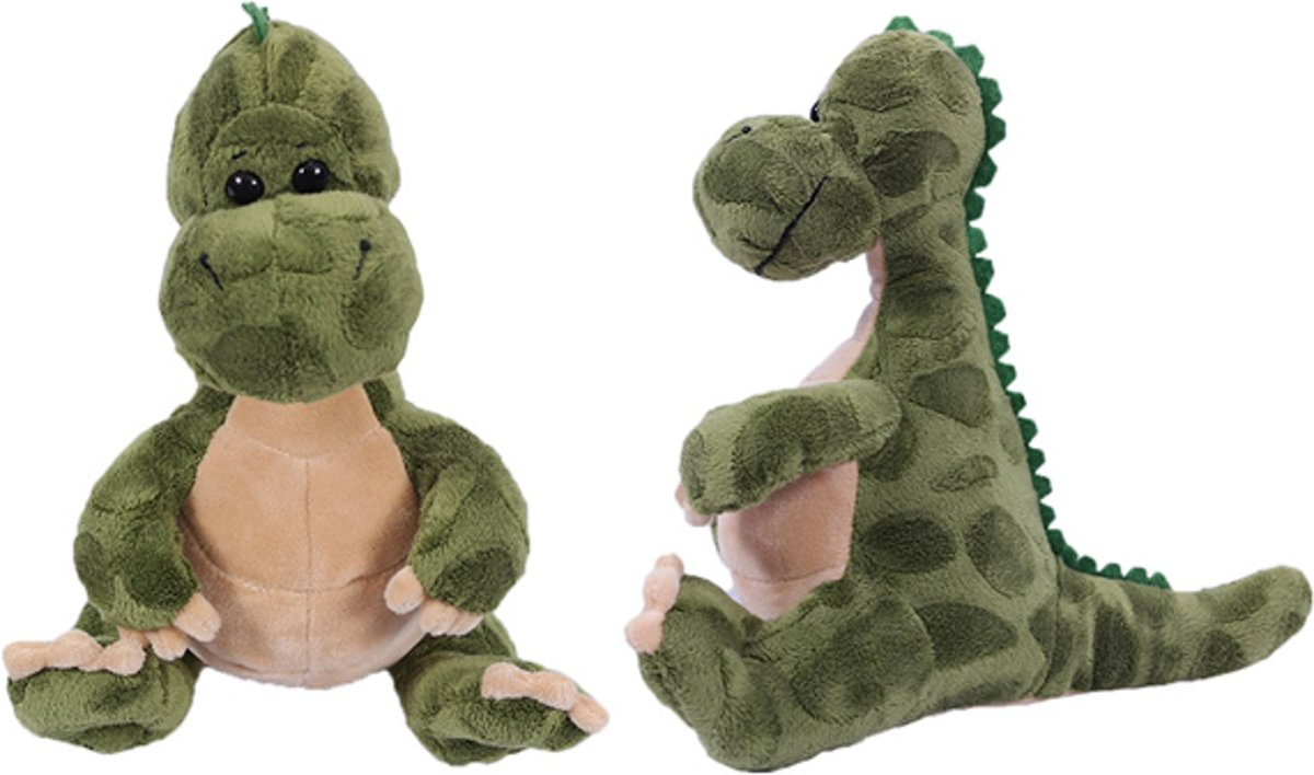 Afbeelding van product Pia  Dino groen 30 cm