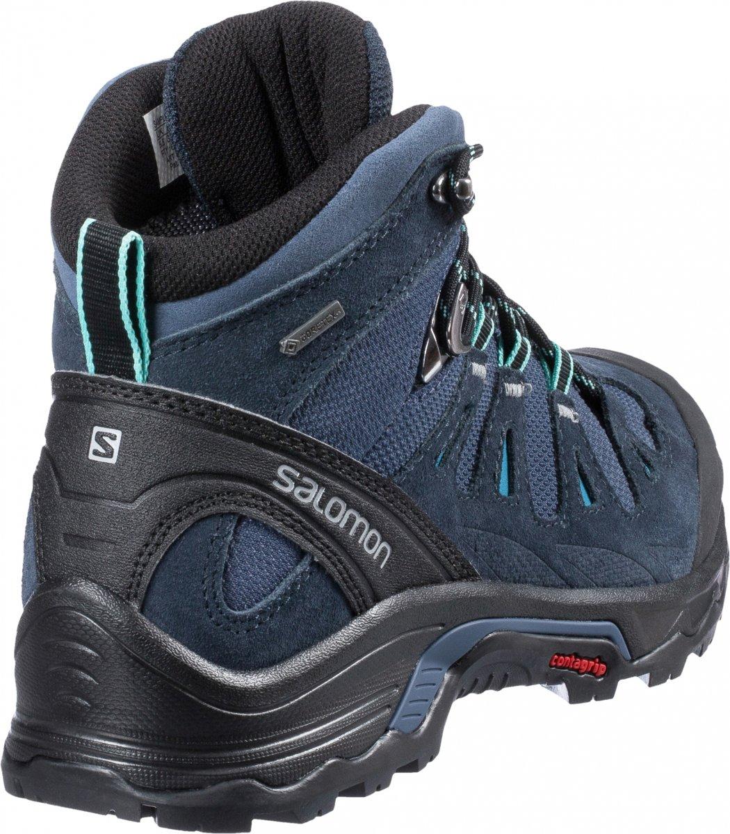 66ca07c9147 bol.com   Salomon Quest Prime GTX - Wandelschoenen - Dames - 38 -  blauw;zwart