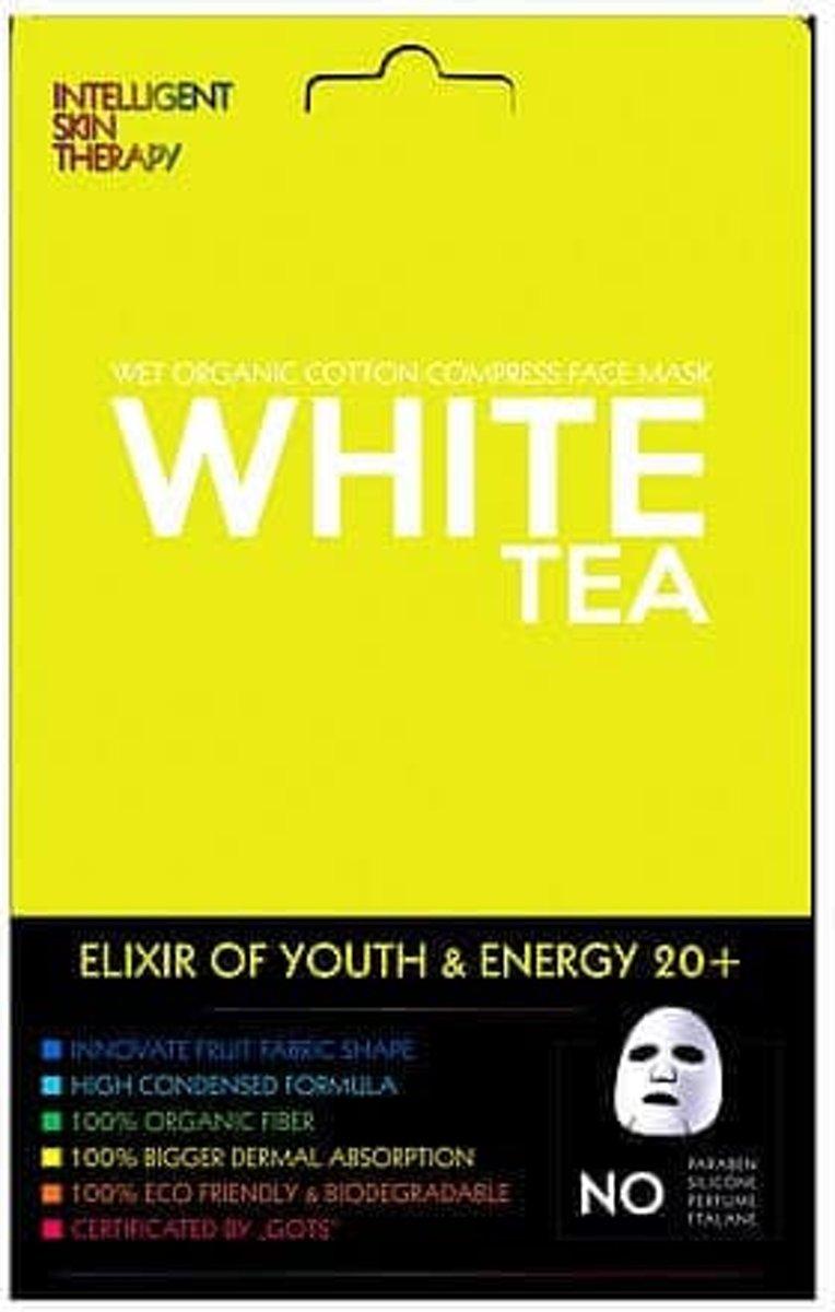 Foto van Intelligent Skin Face Mask White Tea