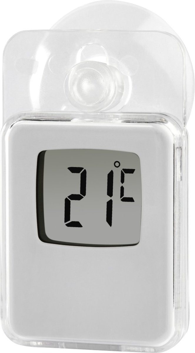Hama Raamthermometer Voor Binnen En Buiten Digitaal 7,5 X 4,6 Cm Wit kopen