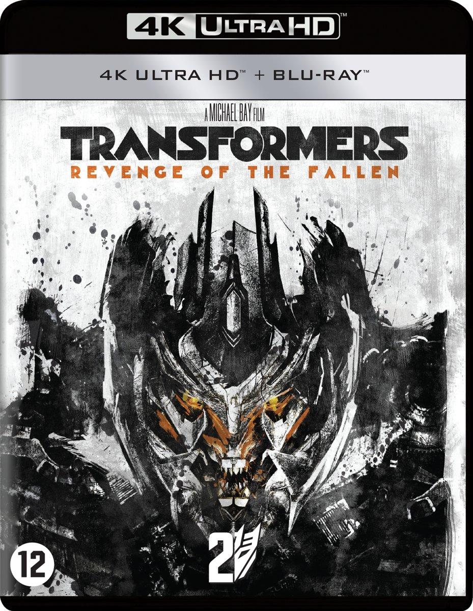 Transformers 2 - Revenge Of The Fallen (4K Ultra HD Blu-ray)-