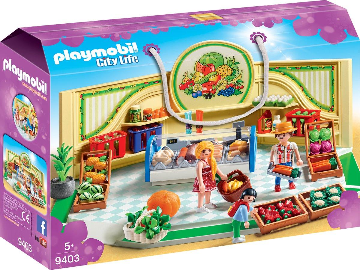 Playmobil Luxe Villa Slaapkamer - 3967 - HobbyEnSpeelgoed.nl