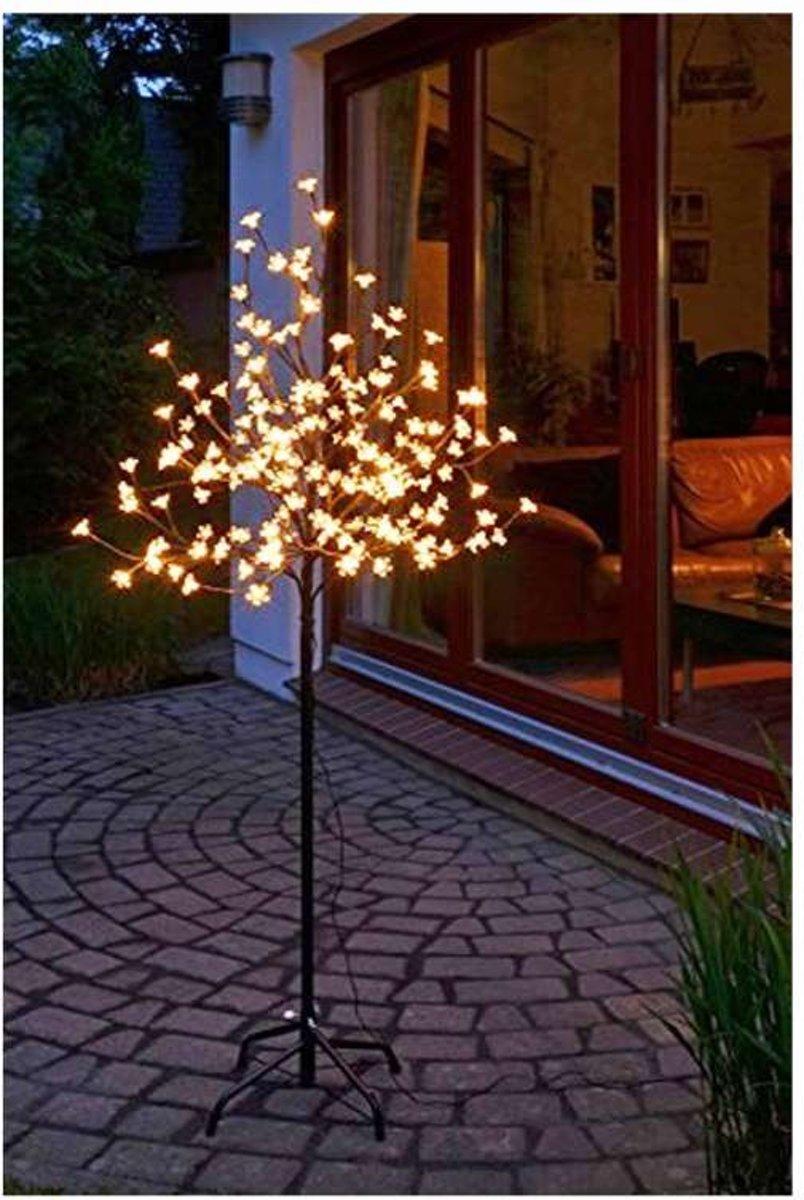 Led Lichtboom met kersenbloesem - 150 cm kopen