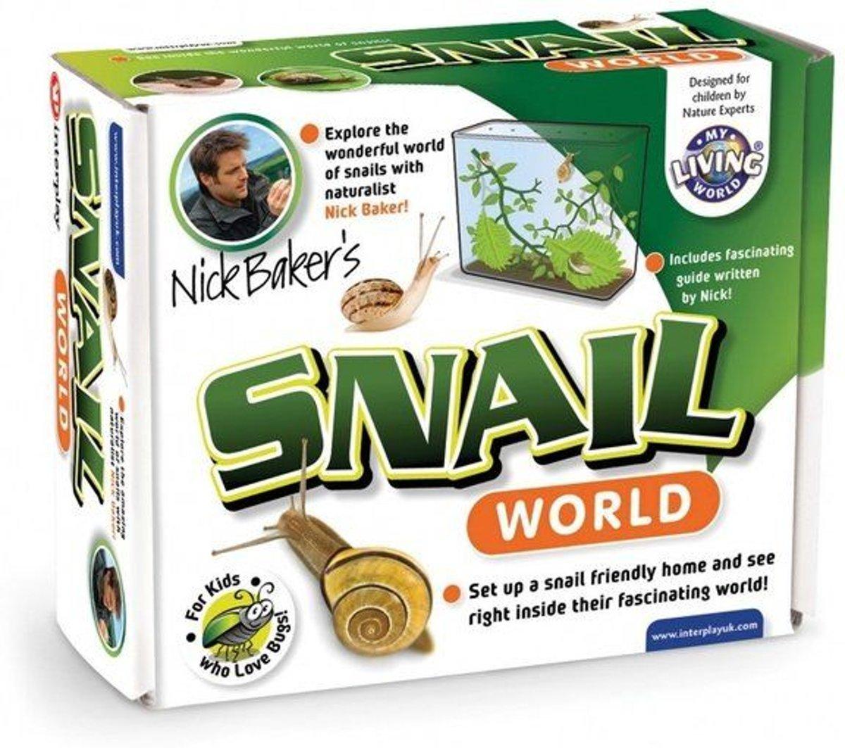 Slakken verblijf kopen