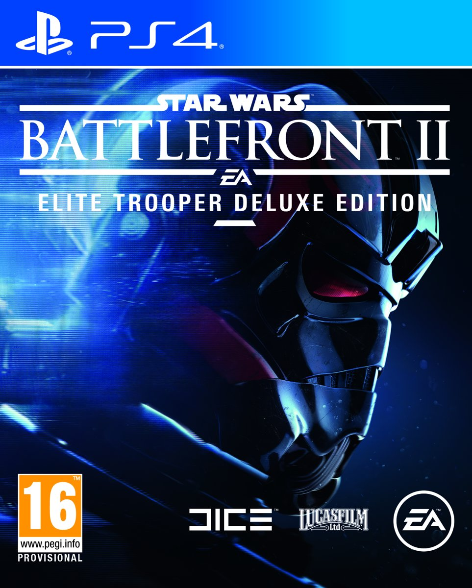 Star Wars Battlefront II: Elite Trooper Deluxe Edition PlayStation 4