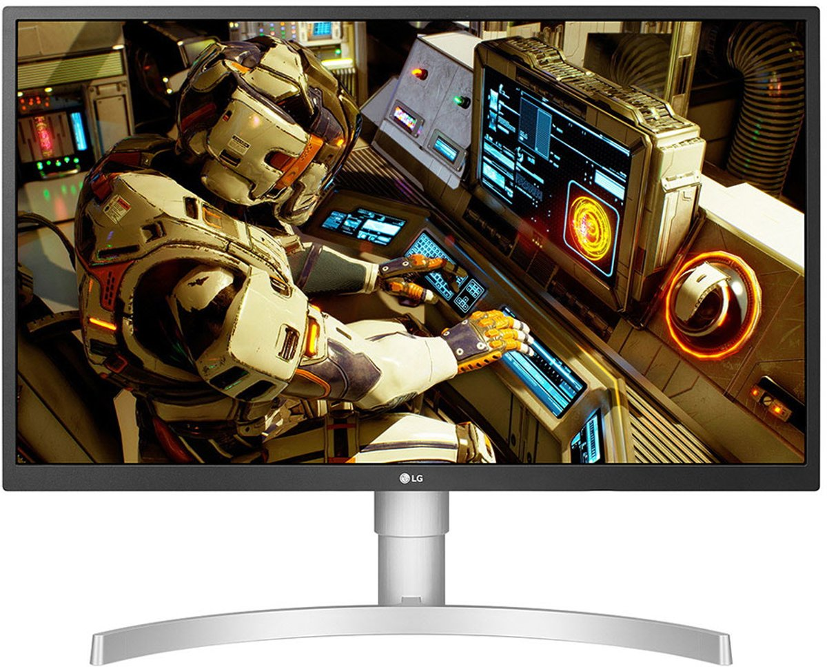 LG 27UL550 - 4K HDR Monitor kopen