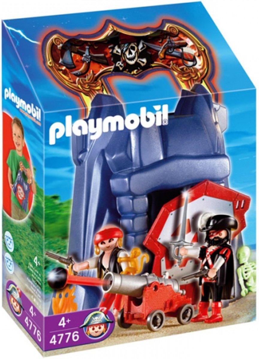 Playmobil Piratentoren - 4776