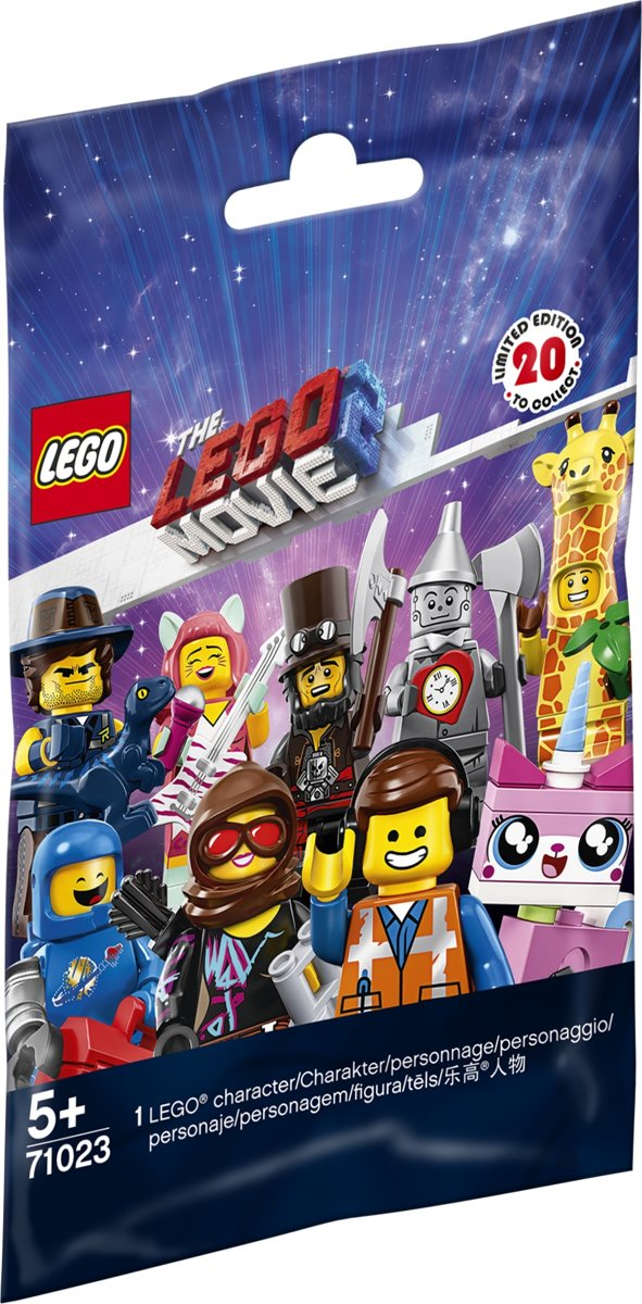 Kids N Fun 13 Kleurplaten Van Lego Movie 2